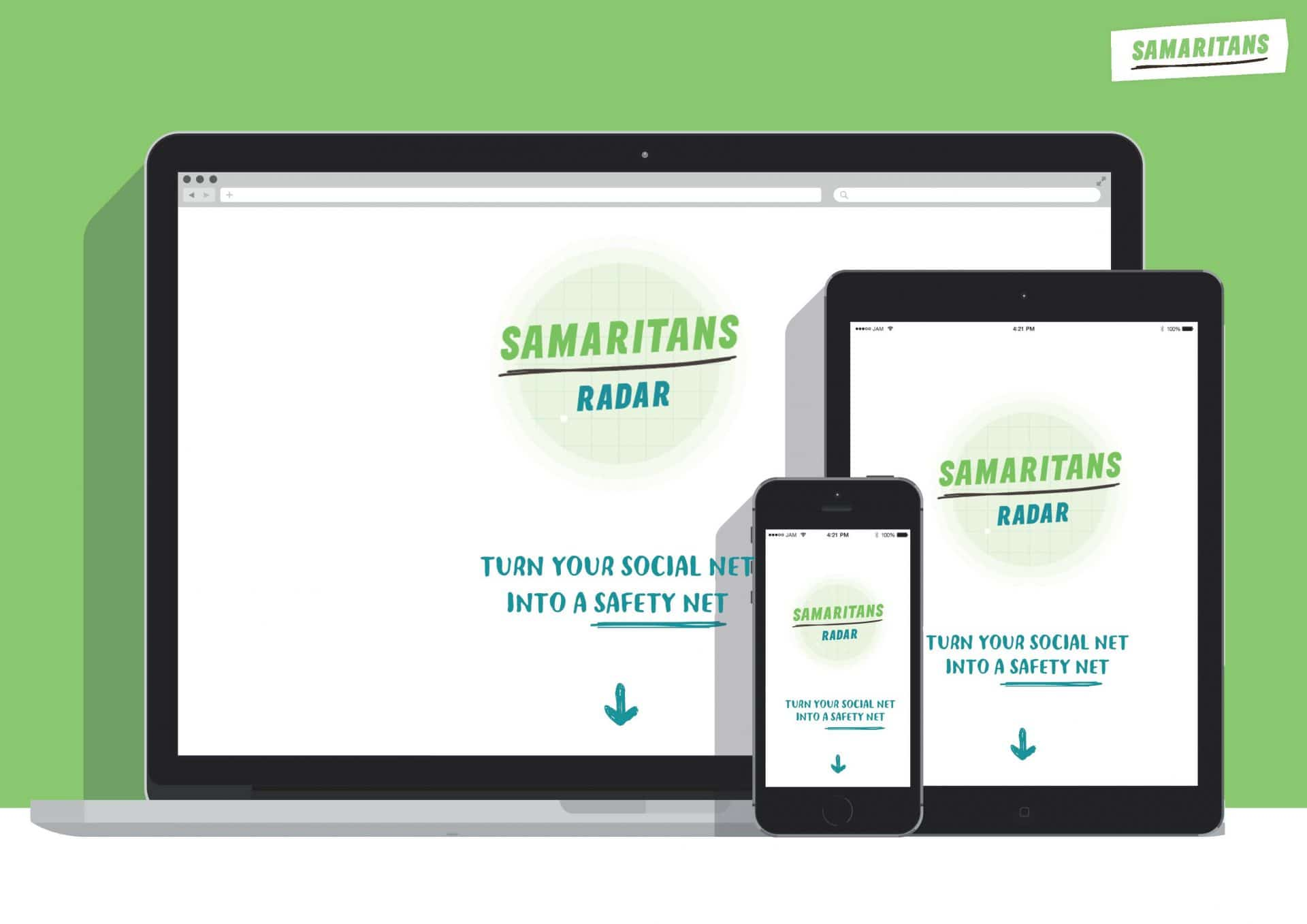 Samaritans Learn About Crowdsourcing the Hard Way