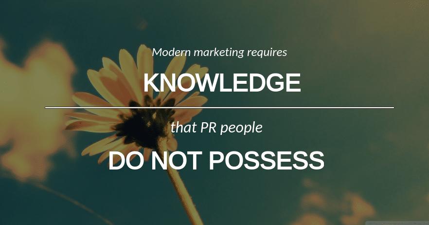digital training for PR