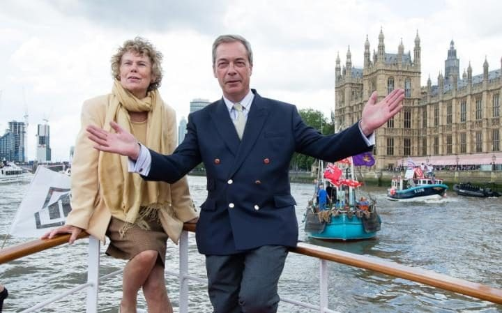 nigel farage v alan partridge