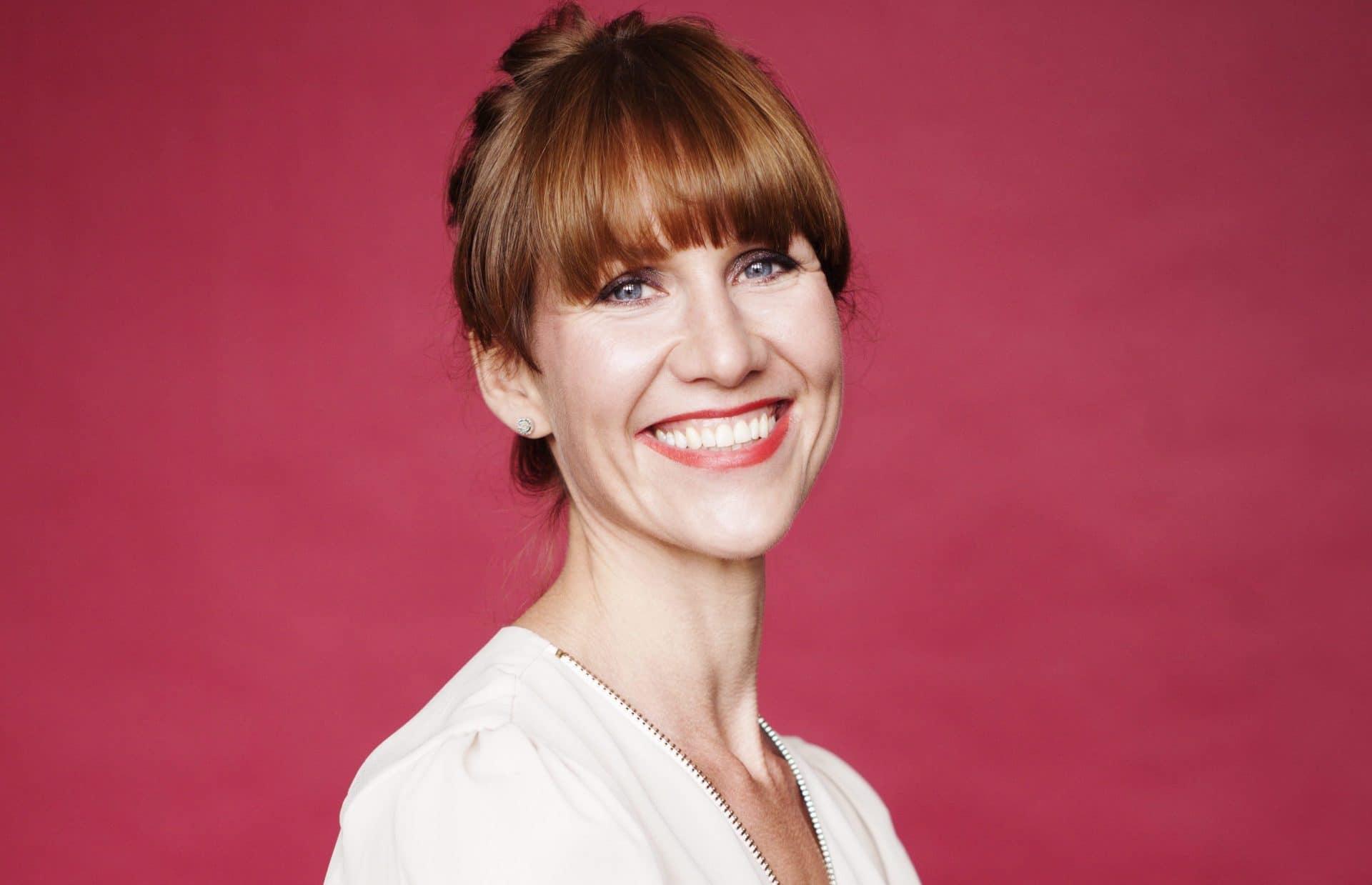 Sarah Hall CIPR President Elect