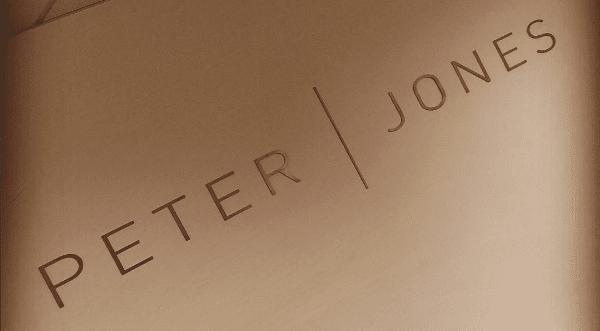 peter jones social media