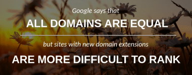 Top Level Domains: Does It Matter if You're a .coffee Rather Than a .com?