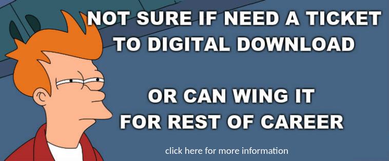 digital download london