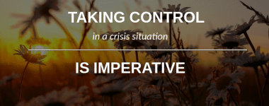 5 Strategies for Managing an Online Crisis