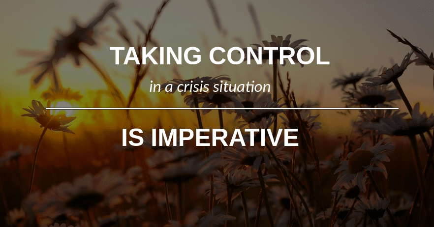managing online crisis