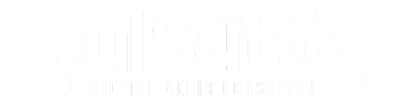 social media consultant paul sutton logo
