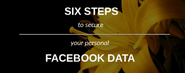 How to Lock Down Your Facebook Data